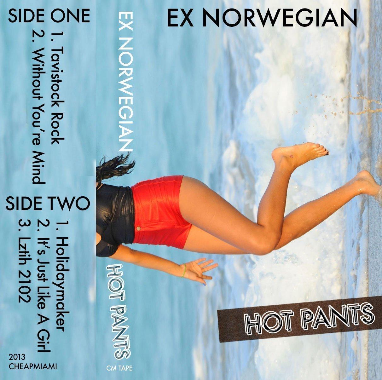Ex Norwegian - Hot Pants tape cover