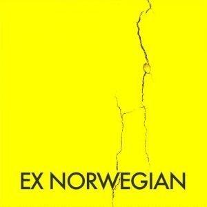 Ex Norwegian - Crack album cover