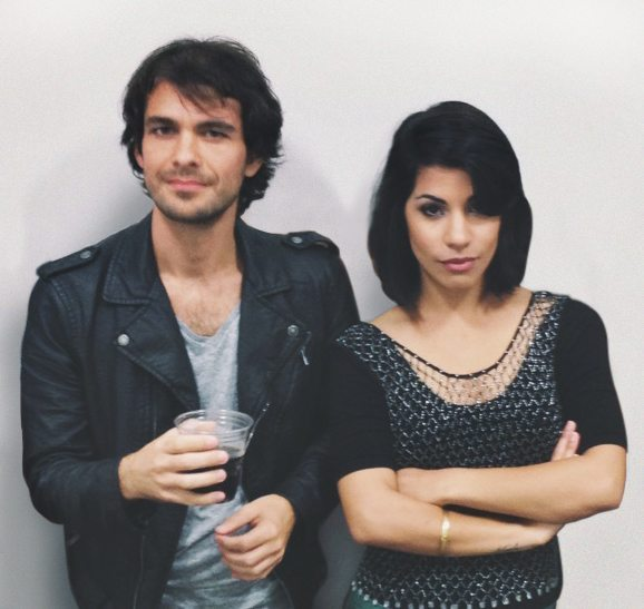 Roger Houdaille and Lucia Perez