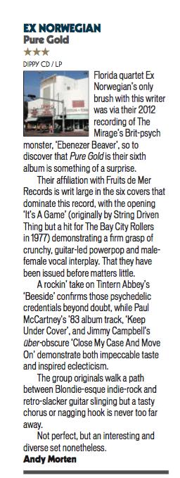 Shindig Review Pure Gold [Jan 2016]