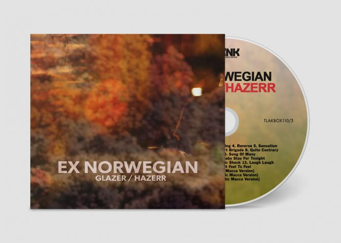 Ex Norwegian - Glazer/Hazerr