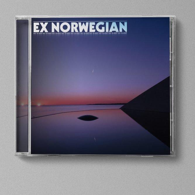 Ex Norwegian - No Sleep CD