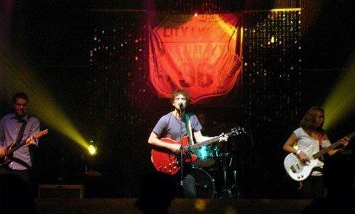 Ex Norwegian live at City Limits 2009