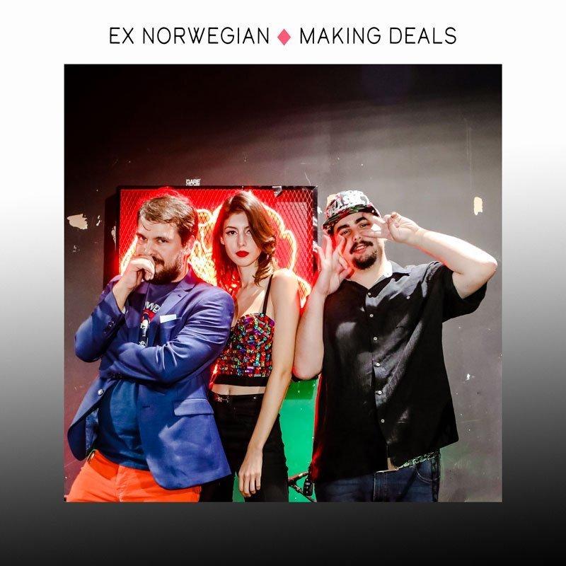 Ex Norwegian - Making Deals single cover