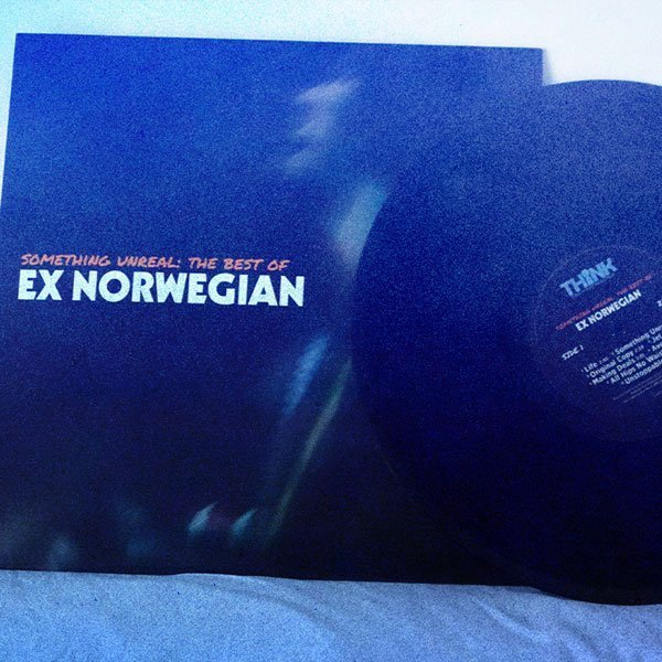 Win the Something Unreal: Best of Ex Norwegian LP