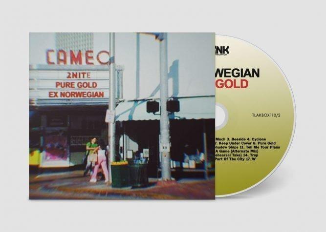 Ex Norwegian - Pure Gold CD-r