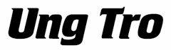 Ung Tro logo