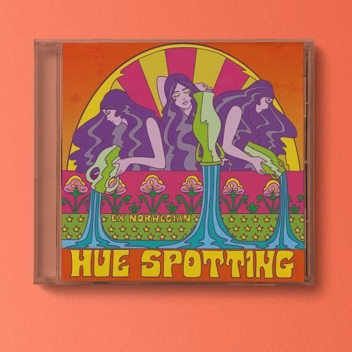 Ex Norwegian - Hue Spotting cover