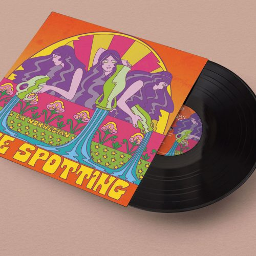 Ex Norwegian - Hue Spotting vinyl