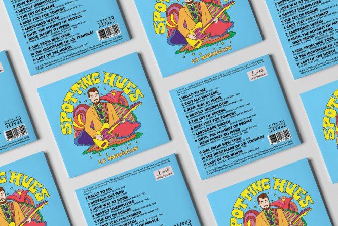 Ex Norwegian - Spotting Hues CD
