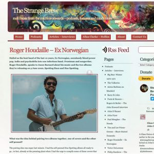 Strange Brew interview