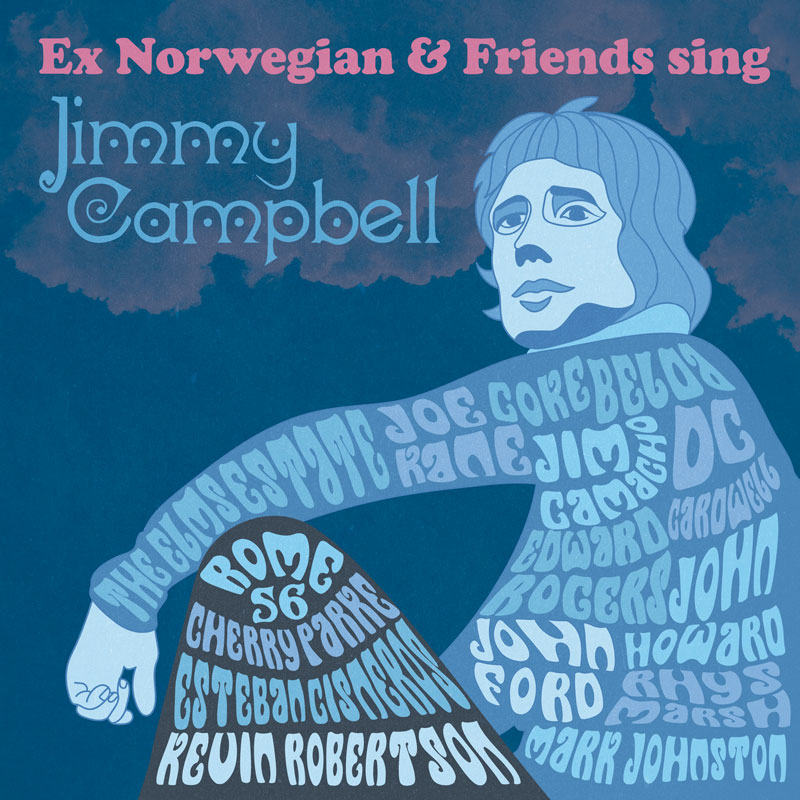 Ex Norwegian & Friends Sing Jimmy Campbell